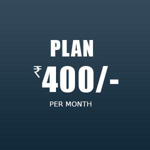 Plan 400/-