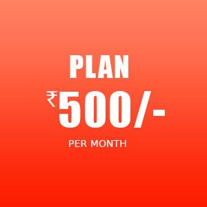 Plan 500/-