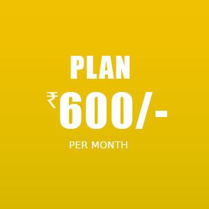 Plan 600/-